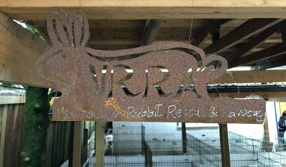 Skylt för VRRA